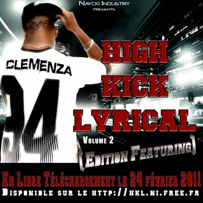 "Clemenza ""High Kick Lyrical vol.2"""