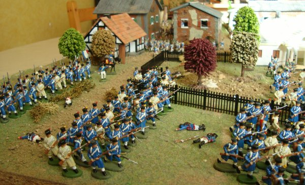 La Jeune Garde attaque !