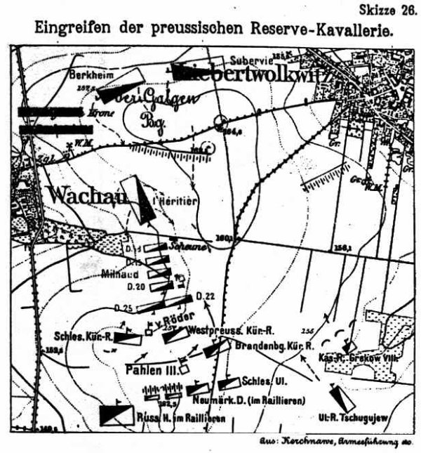 La bataille de Leipzig : préludes à Liebertwolkwitz