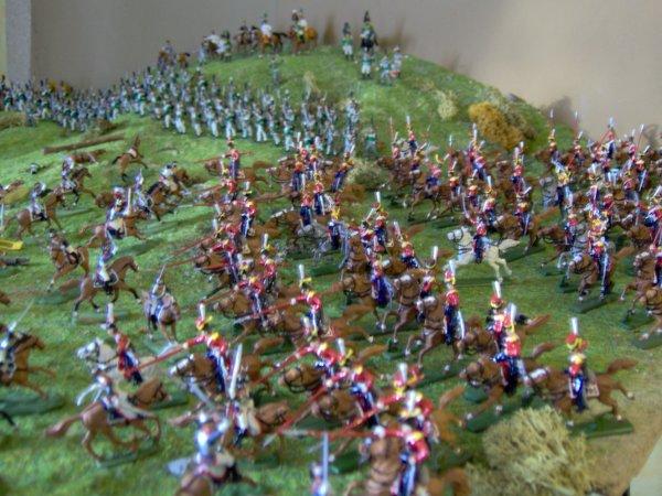 Ligne de cosaques