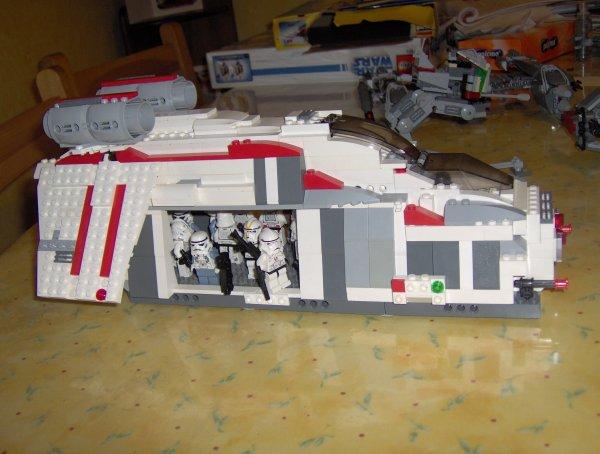 un petit saut chez lego starwars fait maison