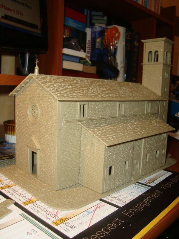 l'Eglise Italeri