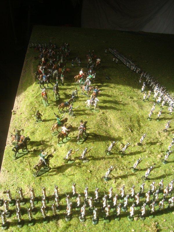 Assaut sur la colline des monarques 11