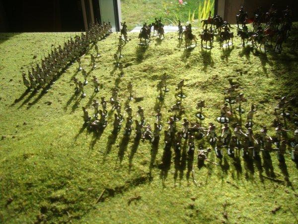 Assaut sur la colline des monarques 15