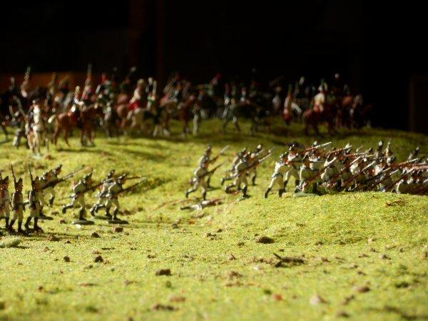 Assaut sur la colline des monarques 18