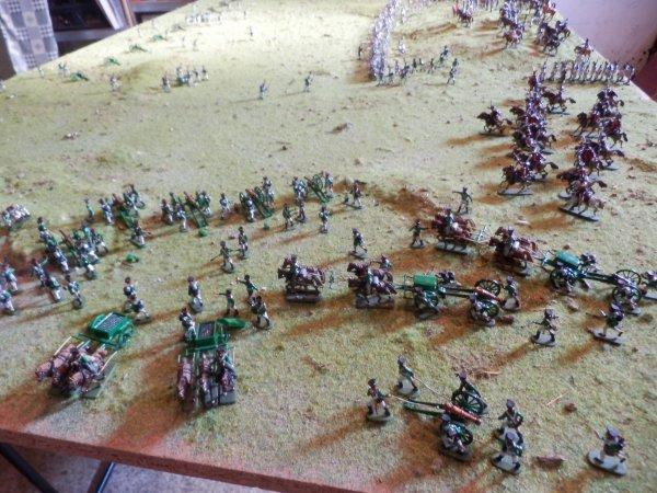 Assaut sur la colline des monarques 19