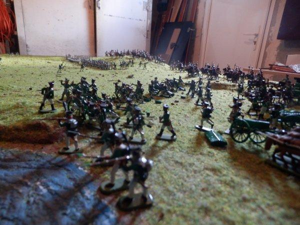 Assaut sur la colline des monarques 20