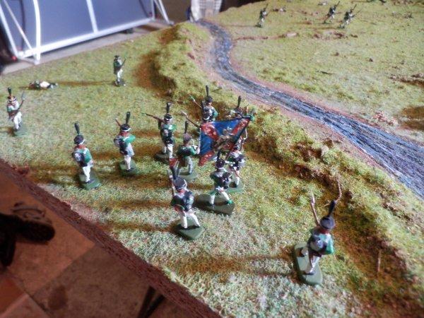 Assaut sur la colline des monarques 21