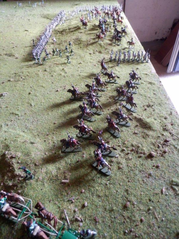 Assaut sur la colline des monarques 23