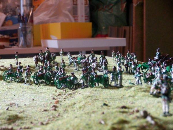 Assaut sur la colline des monarques 25