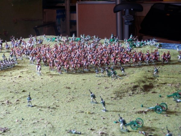 Assaut sur la colline des monarques 29