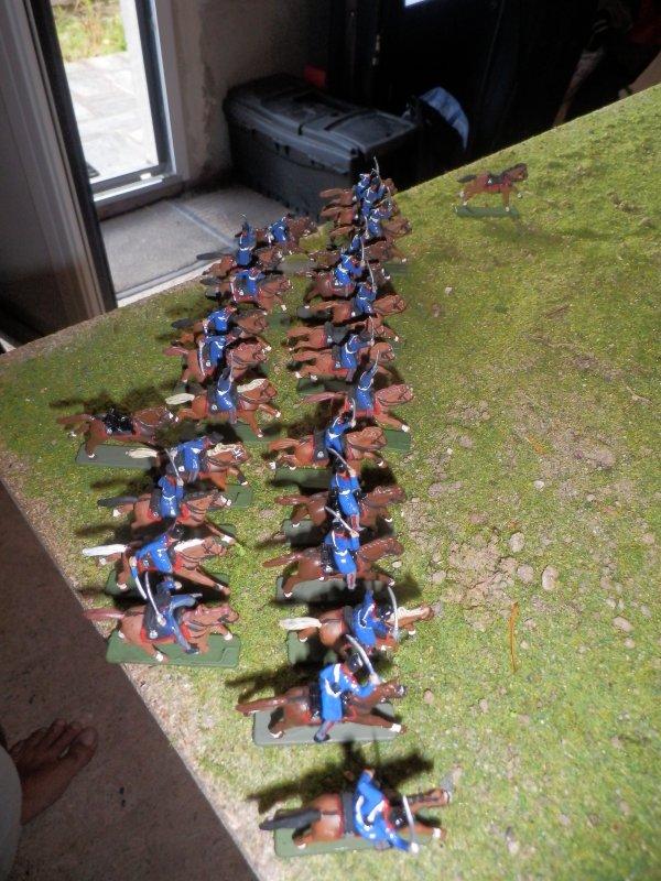 Assaut sur la colline des monarques 32