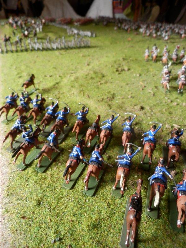 Assaut sur la colline des monarques 33