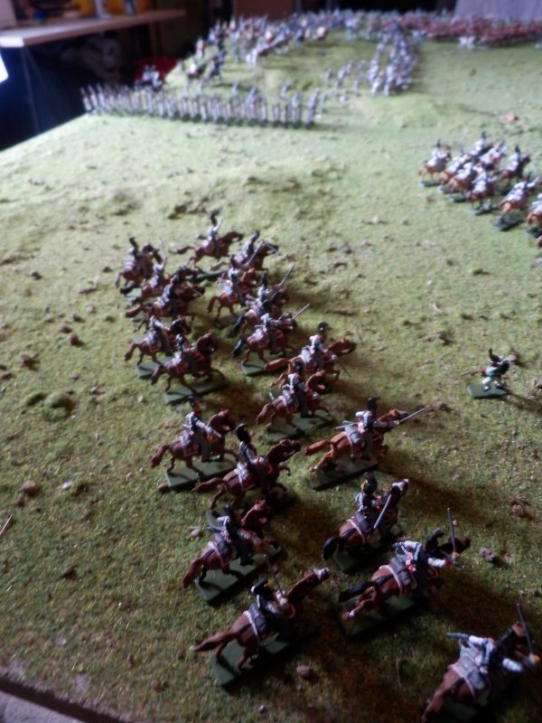 Assaut sur la colline des monarques 34