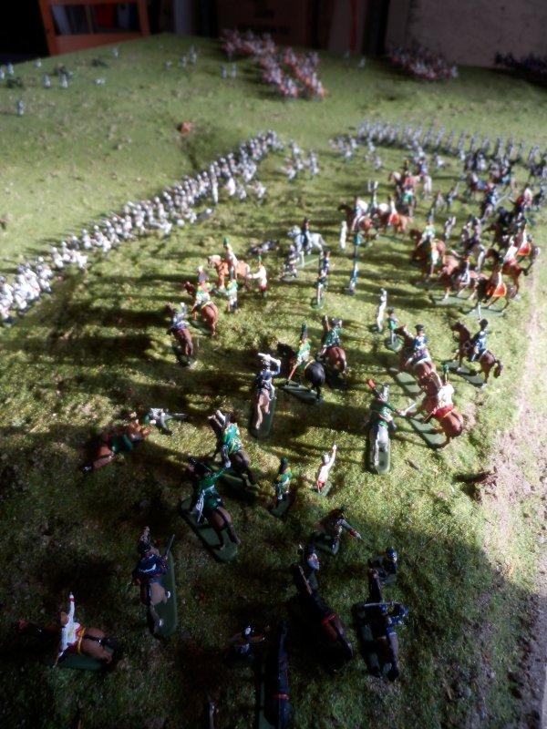 Assaut sur la colline des monarques 37