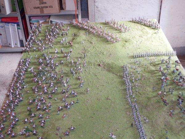 Assaut sur la colline des monarques : l'histoire 2