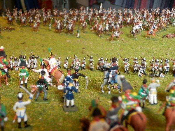 Assaut sur la colline des monarques : l'histoire 3