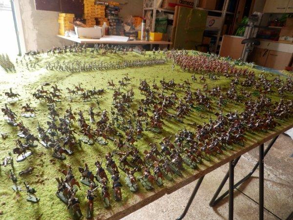 Assaut sur la colline des monarques : l'histoire 4