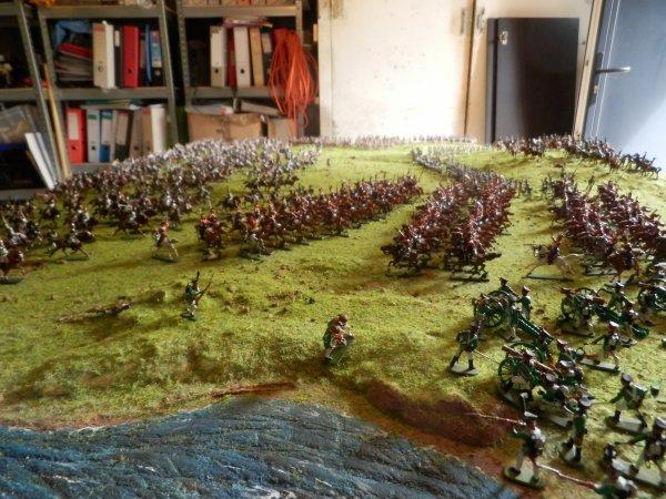 Assaut sur la colline des monarques : l'histoire 8