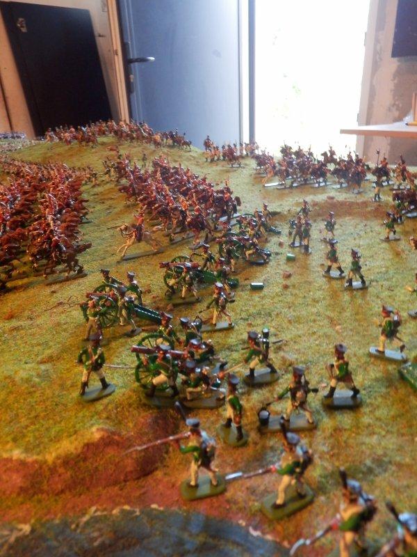 Assaut sur la colline des monarques : l'histoire 9