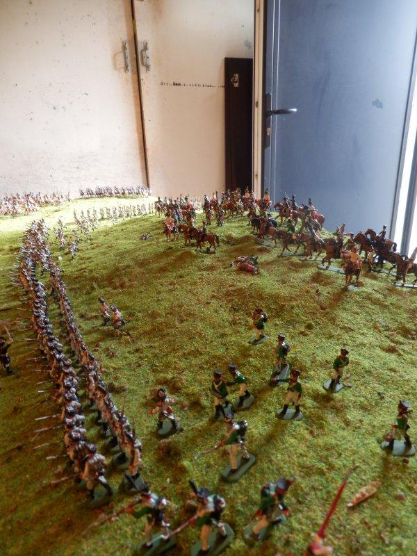 Assaut sur la colline des monarques : l'histoire 11