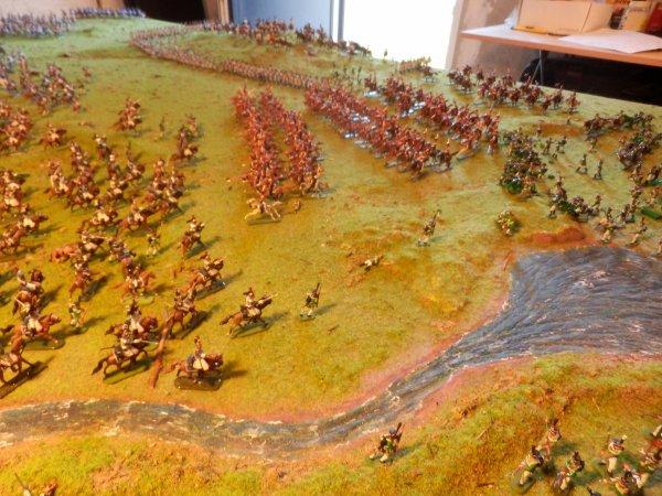 Assaut sur la colline des monarques : l'histoire 13
