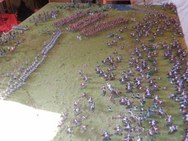 Assaut sur la colline des monarques : l'histoire 14