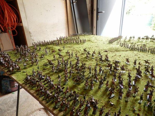 Assaut sur la colline des monarques : l'histoire 16