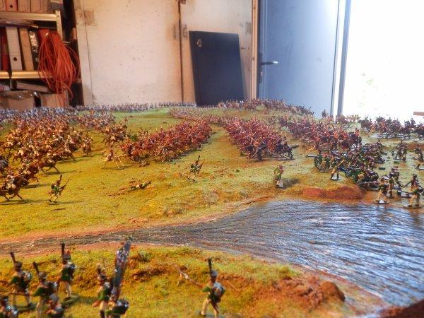 Assaut sur la colline des monarques : l'histoire 17