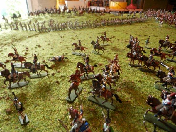 Assaut sur la colline des monarques : l'histoire 21