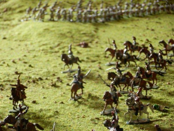 Assaut sur la colline des monarques : l'histoire 23