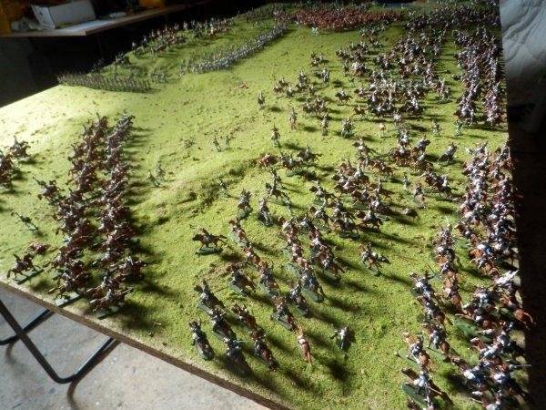 Assaut sur la colline des monarques : l'histoire 24