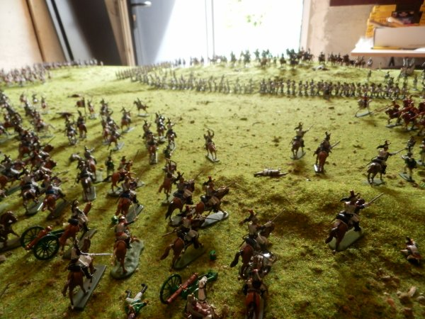 Assaut sur la colline des monarques : l'histoire 27