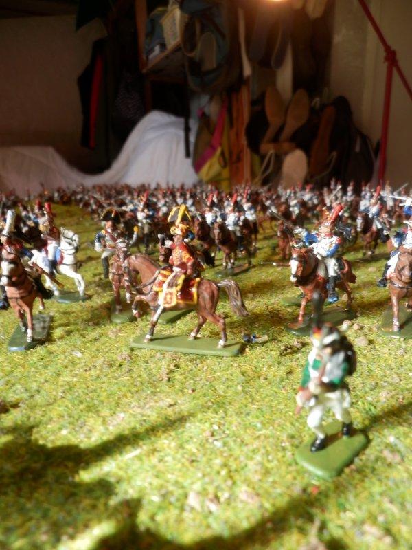 Assaut sur la colline des monarques : l'histoire 28
