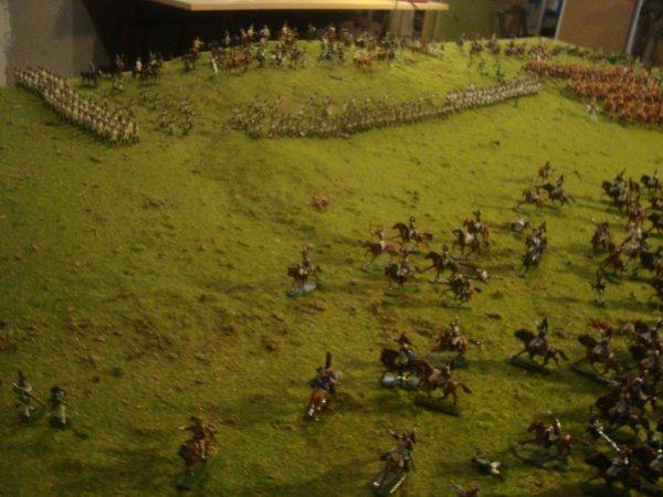 Assaut sur la colline des monarques : l'histoire 32