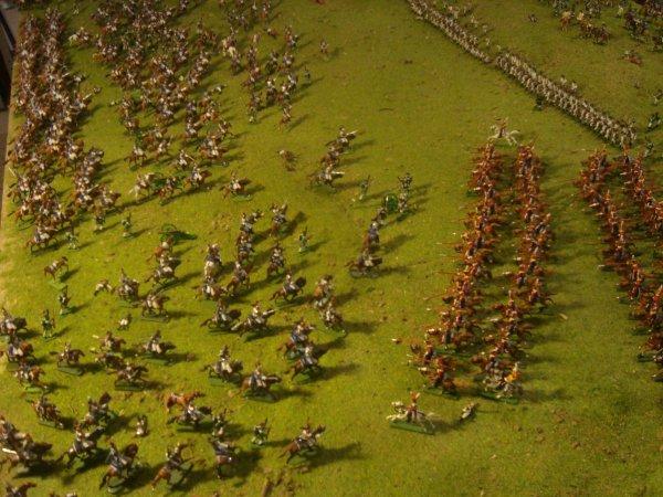 Assaut sur la colline des monarques : l'histoire 38