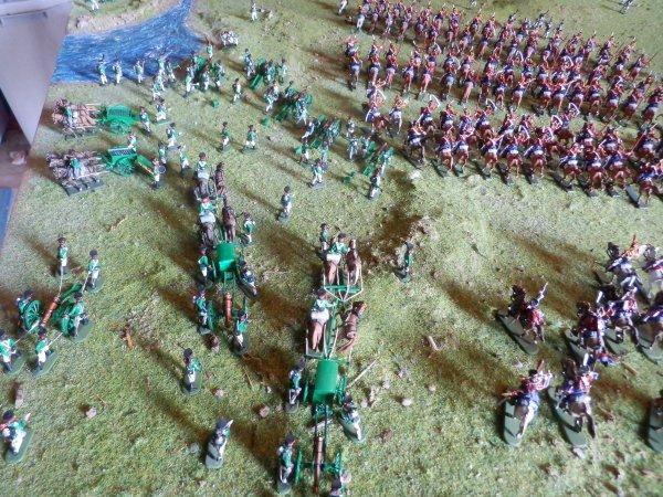 Assaut sur la colline des monarques : l'histoire 40