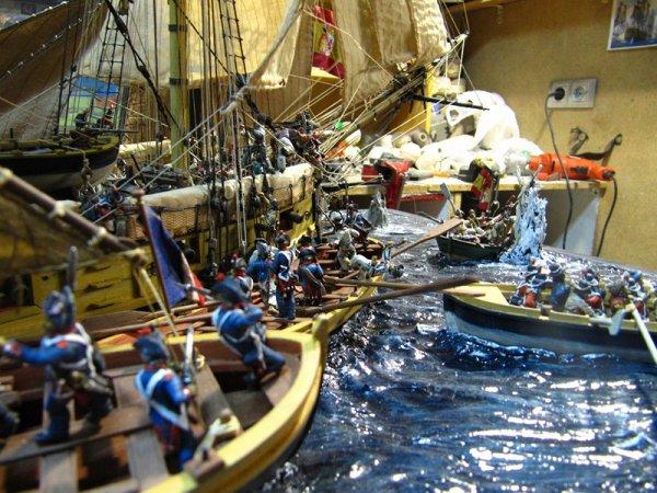 Images du net : Trafalgar 11