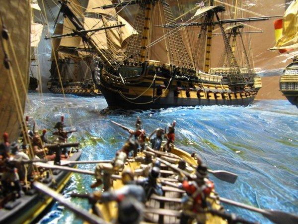 Images du net : Trafalgar 13