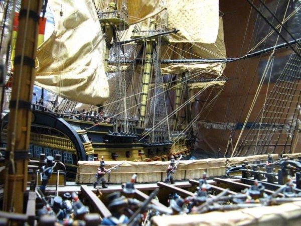 Images du net : Trafalgar 14