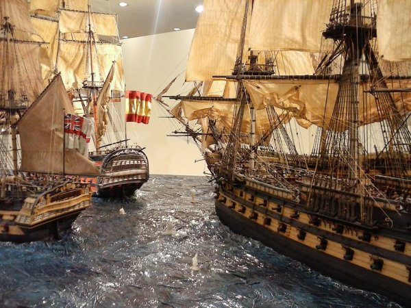 Images du net : Trafalgar 22