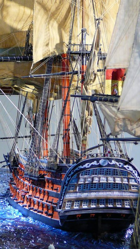 Images du net : Trafalgar 30