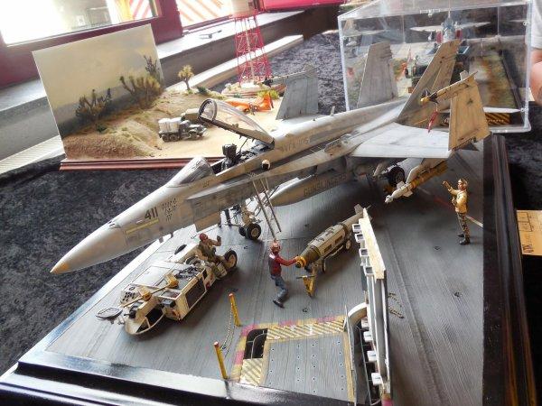Dioramas trouvés sur le net