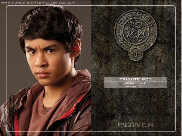 District 5 : L'énergie, comme l'électricité, l'énergie nucléaire et les batteries.