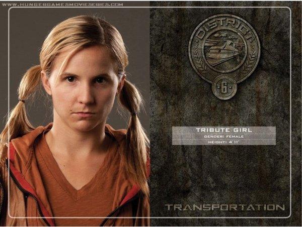 District 6 : Les transports, comme les trains à lévitation, les hovercrafts et les voitures.