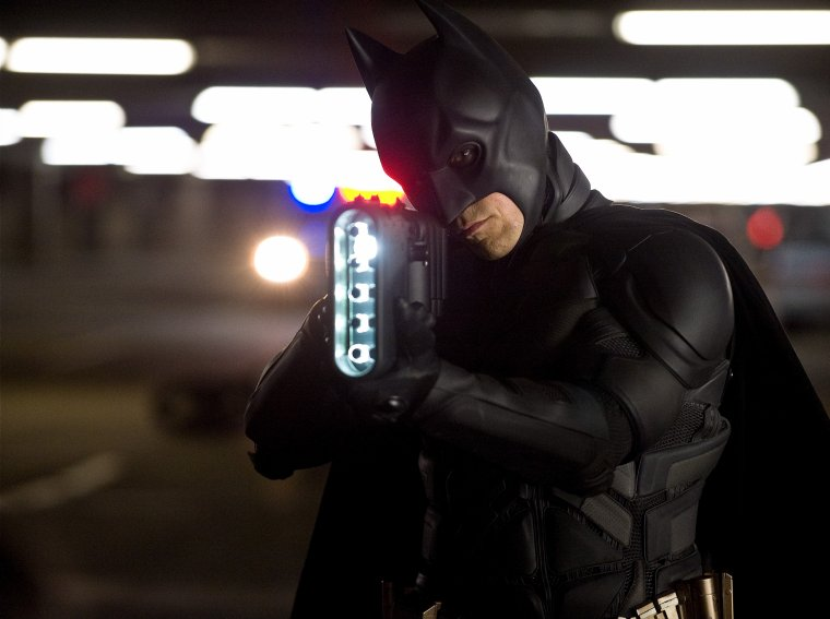 QUI A VU THE DARK KNIGHT RISES ?