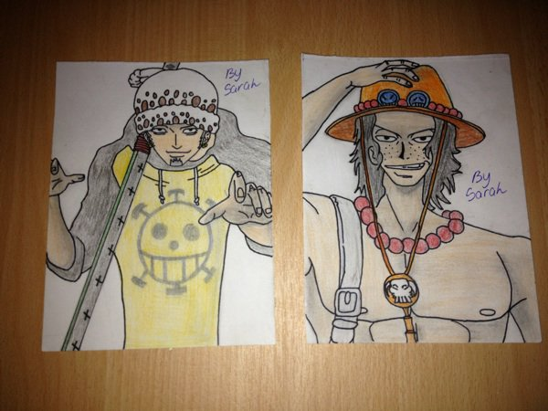 Law et Ace