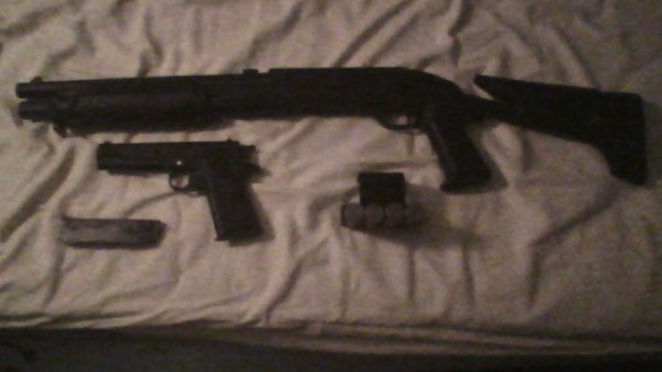 Voici mon arsenal (Lafken)