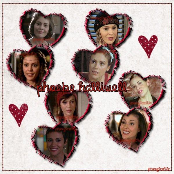 ♥♥ *~* Phoebe Halliwell *~* ♥♥