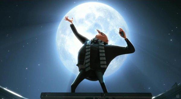 Nous allons voler la Lune !!!